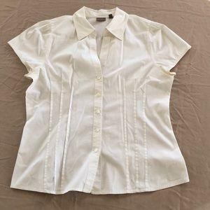 Halogen White blouse
